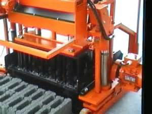 QTJ4-26A Block Making Machine