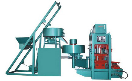 128G High-speed NC Mould Tile Making Machine
